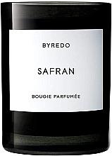 Парфюмерия и Козметика Ароматна свещ - Byredo Fragranced Candle Safran