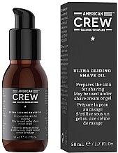 Парфюми, Парфюмерия, козметика Масло за бръснене - American Crew Ultra Gliding Shave Oil