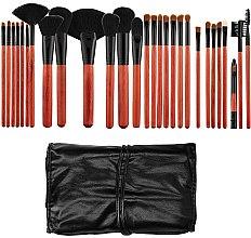 Парфюми, Парфюмерия, козметика Професионален комплект четки за грим, 28бр - Tools For Beauty