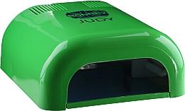 Парфюмерия и Козметика Лампа UV за нокти, зелена - Ronney Profesional Judy UV 36W (GY-UV-230) Lamp