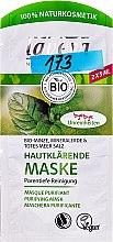 """Парфюмерия и Козметика Био-маска за лице """"Почистваща"""" - Lavera Bio-Mask Cleansing"""
