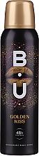 Парфюмерия и Козметика B.U. Golden Kiss Deodorant Body Spray 48H Freshness - Спрей дезодорант