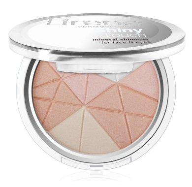 Минерален хайлайтър за лице - Lirene Shiny Touch Mineral Shimmer