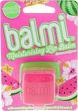Парфюми, Парфюмерия, козметика Балсам за устни - Balmi Twisted Watermelon Lip Balm