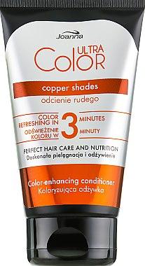"""Тониращ балсам за коса """"Меден нюанс"""" - Joanna Ultra Color System Copper Shades"""