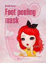 Парфюми, Парфюмерия, козметика Пилинг маска от плат за крака - The Orchid Skin Orchid Flower Foot Peeling Mask