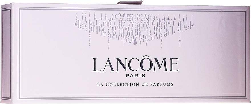 Lancome La Collection De Parfums - Комплект (edp/5ml + edp/7.5ml + edp/4ml + edp/5ml + edp/5ml)