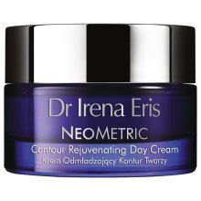 Парфюми, Парфюмерия, козметика Дневен крем за лице - Dr Irena Eris Neometric Contour Rejuvenating Day Cream SPF 20