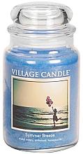 """Парфюми, Парфюмерия, козметика Ароматна свещ """"Летен бриз"""" - Village Candle Votives Summer Breeze"""