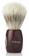Парфюми, Парфюмерия, козметика Четка за бръснене 13723 - Vie-Long Shaving Brush Barbershop Horse Hair