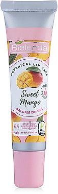 Балсам за устни - Bielenda Sweet Mango Lip Balm