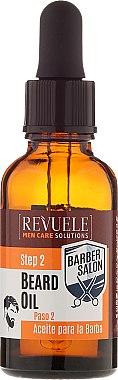Масло за брада - Revuele Men Care Barber Salon Beard Oil — снимка N2