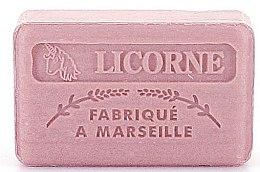 Парфюмерия и Козметика Марсилски сапун - Foufour Savonnette Marseillaise Licorne