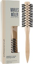 Парфюми, Парфюмерия, козметика Кръгла четка за коса - Marlies Moller Medium Round Styling Brush