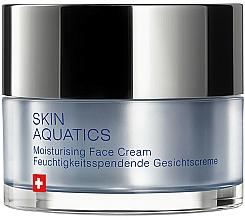 Парфюмерия и Козметика Овлажняващ крем за лице - Artemis of Switzerland Skin Aquatics Moisturising Face Cream