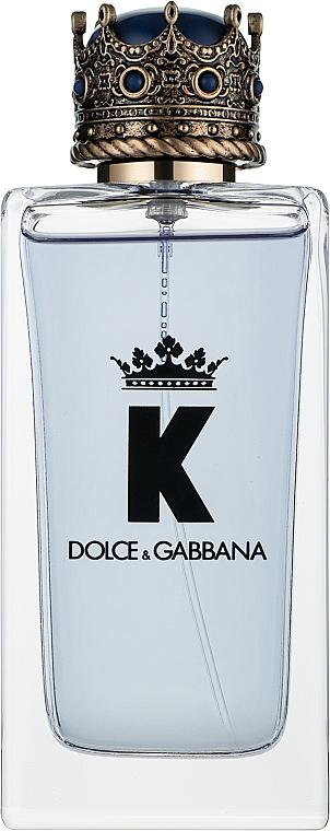 Dolce & Gabbana K by Dolce & Gabbana - Тоалетна вода