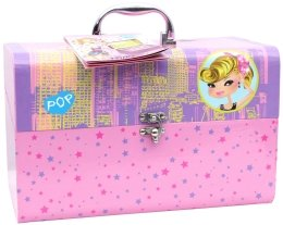 "Парфюмерия и Козметика Комплект с детска козметика ""Princess Case"" - Markwins Princess Case"