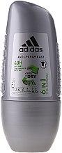 Парфюми, Парфюмерия, козметика Рол-он дезодорант - Adidas Action3 Cool&Dry/М 6в1