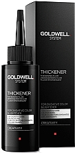Парфюмерия и Козметика Флуид за бои - Goldwell System Thickening Fluid For Oxidative Color And Lightener