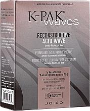 Парфюмерия и Козметика Комплект за киселинно къдрене за нормална коса - Joico K-Pak Reconstructive Acid Wave N/R