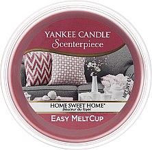 Парфюмерия и Козметика Ароматен восък - Yankee Candle Home Sweet Home Scenterpiece Melt Cup
