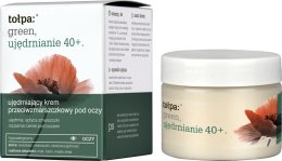 Парфюми, Парфюмерия, козметика Околоочен крем против бръчки - Tolpa Green Firming 40+ Anti-Wrinkle Eye And Eyelid Cream