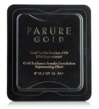 Парфюмерия и Козметика Компактна пудра пълнител - Guerlain Parure Gold Compact Powder Foundation Refill SPF15