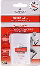 Парфюмерия и Козметика Заграващ гел за тяло - Floslek Arnica Active Stick