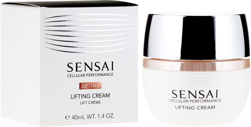 Лифтинг крем за лице - Kanebo Sensai Cellular Performance Lifting Cream — снимка N1