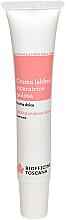Парфюми, Парфюмерия, козметика Възстановяващ крем за устни - Biofficina Toscana Luscious Lip Repair Cream