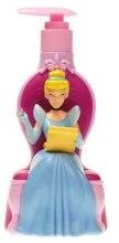 """Парфюми, Парфюмерия, козметика Течен сапун за ръце """"Princess Cinderella"""" - Disney Princess Cinderella Hand Wash Soap"""