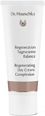 Регенериращ дневен крем за лице - Dr. Hauschka Regeneration Day Cream Complexion — снимка N1