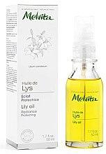 Парфюмерия и Козметика Масло от лилия за лице - Melvita Huiles De Beaute Lily Oil