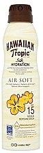 Парфюмерия и Козметика Слънцезащитен спрей за тяло - Hawaiian Tropic Silk Hydration Air Soft Protective Mist SPF 15