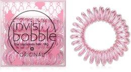 Парфюми, Парфюмерия, козметика Ластици за коса - Invisibobble Original Rose Muse