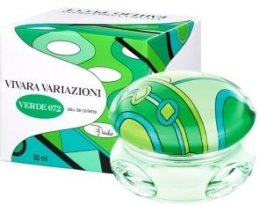 Парфюми, Парфюмерия, козметика Emilio Pucci Vivara Variazioni Verde - Тоалетна вода