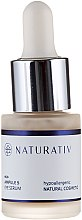 Парфюми, Парфюмерия, козметика Серум за областта около очите - Naturativ ecoAmpoule 5 Eye Serum