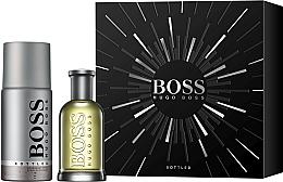 Парфюмерия и Козметика Hugo Boss Boss Bottled - Комплект (edt/200ml + deo/75ml)