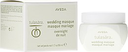 Парфюмерия и Козметика Нощна маска за лице - Aveda Tulasara Wedding Masque