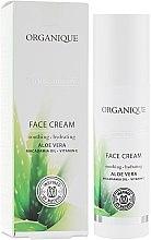 Парфюми, Парфюмерия, козметика Успокояващ крем за лице с алое вера - Organique Calming Therapy Face Cream