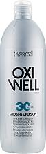 Парфюмерия и Козметика Емулсия-оксидант 9% - Kosswell Professional Oxidizing Emulsion Oxiwell 9% 30 vol