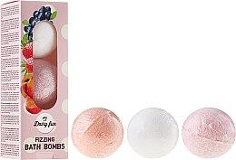 Парфюми, Парфюмерия, козметика Бомбички за вана - Delia Dairy Fun Milky Bath Balls