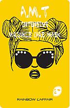 Парфюми, Парфюмерия, козметика Изглаждаща маска за лице - Rainbow L'Affair K-Mask Sheet A.M.T