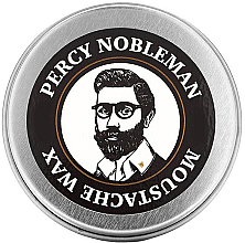 Парфюмерия и Козметика Восък за мустаци - Percy Nobleman Moustache Wax