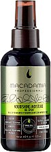 Парфюми, Парфюмерия, козметика Подхранвашо масло-спрей за коса - Macadamia Natural Oil Nourishing Moisture Oil Spray