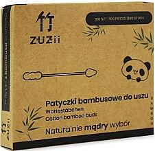 Парфюми, Парфюмерия, козметика Бамбуковые ватные палочки c разными наконечниками - Zuzii Bamboo Cotton Buds