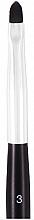 Тънка професионална четка за грим №3 - Anastasia Beverly Hills Brush Liner Brush — снимка N2