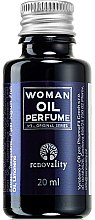 Парфюмерия и Козметика Renovality Original Series Woman Oil Parfume - Маслен парфюм