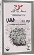 """Парфюмерия и Козметика Натурален прах за коса """"Катам"""" - Le Erbe di Janas Katan Powder"""