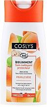 Парфюмерия и Козметика Хипоалергенен детски балсам за почистване и защита от подсичане с органична кайсия - Coslys Baby Care Ointment For Baby's BottmWith Organic Apricot Bottom